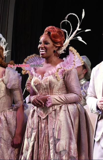 NeNe Leakes on Broadway-the jasmine brand