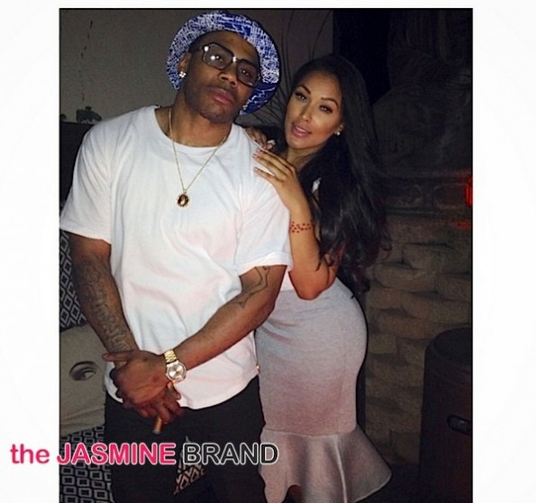 Nelly 40th Birthday Party-Shantel Jackson-the jasmine brand