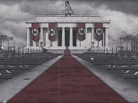 Nicki Minaj-Only Video-Nazi Imagery-the jasmine brand