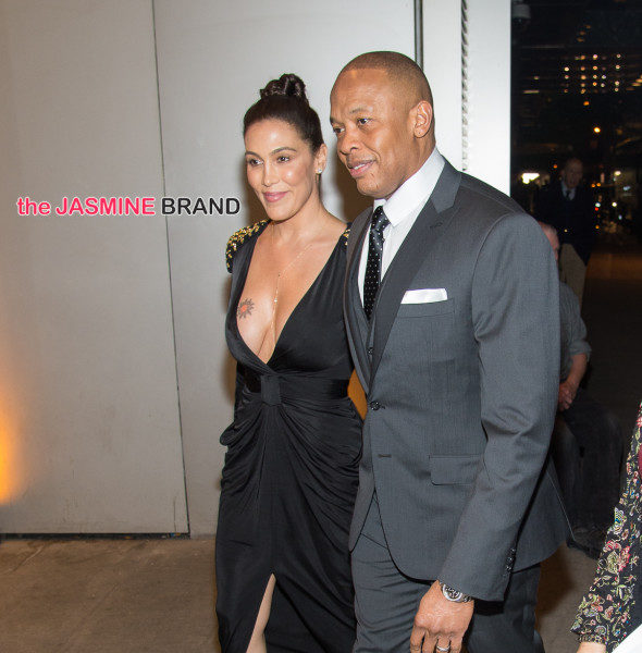 Dr. Dre's Estranged Wife Nicole Young Claims She Was The Victim Of Various Forms Of Abuse During Their Marriage
