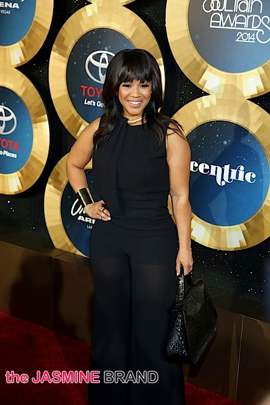 2014 Soul Train Awards - Arrivals