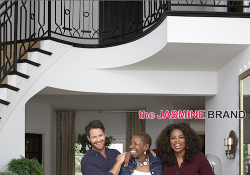 Oprah Surprises Iyanla Vanzant With Tricked Out Home Make-Over [VIDEO]