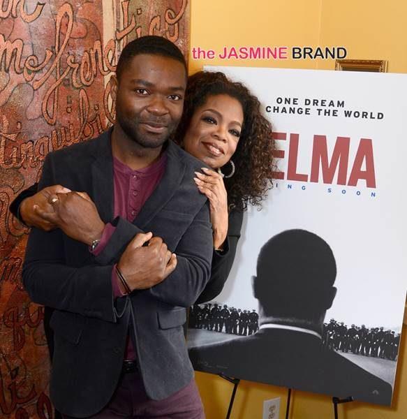 Oprah Winfrey, Ava DuVernay & David Oyelowo Attend Special SELMA Screening [Photos]