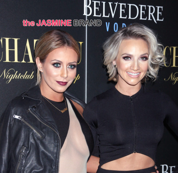Aubrey O'Day & Shannon Bex Host Danity Kane Album Release Party, Dawn Richards MIA