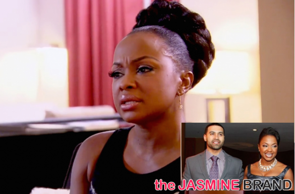 Phaedra Parks-Not Surprised Apollo Wanted A Divorce-the jasmine brand