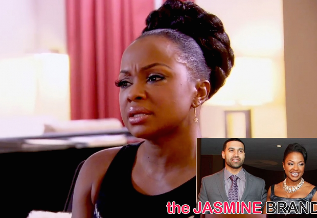 Phaedra Parks 'Unmoved' at Apollo Confessing He Lied About Kenya Moore's Sexual Advances