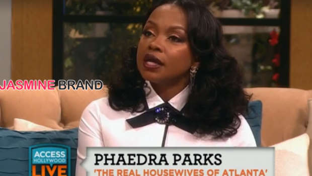 Phaedra Parks Regrets Almost Having Altercation With Kenya Moore: I Was At My Breaking Point [VIDEO]