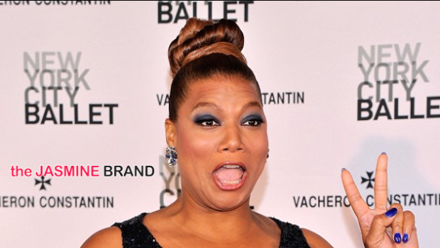 Queen Latifah Talks Show Cancellation: I'll come back swinging.