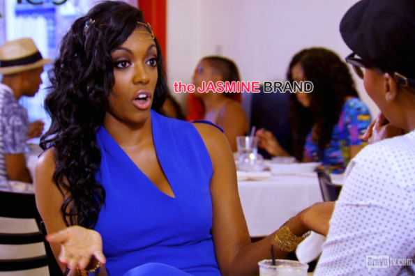 RHOA Castmate THOT Beef-Porsha Williams-Cynthia Bailey-the jasmine brand