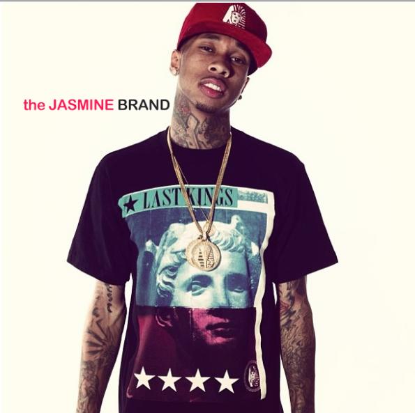 Rapper Tyga-Lawsuit Last Kings Designer-the jasmine brand
