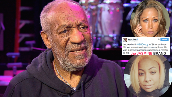 Raven Symone-Deneis Molestation by Bill Cosby-Stacey Dash Defends Bill Cosby-the jasmine brand