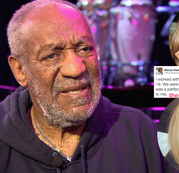 Raven-Symoné & Stacey Dash Defend Bill Cosby: I was NOT taken advantage of!