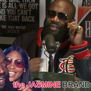 Rick Ross-Addresses Rumored Relationship With Rumored Girlfriend Ming Lee-the jasmine brand