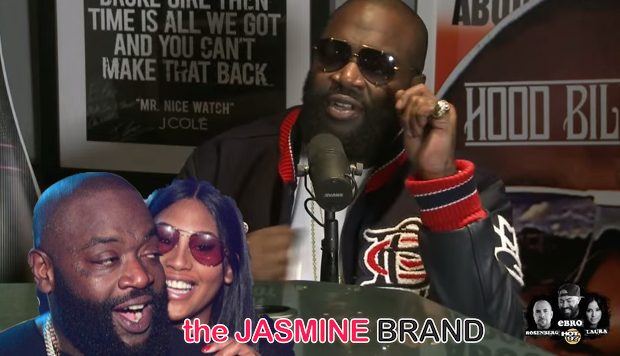 Rick Ross Gushes Over New Rumored Girlfriend Ming Lee: 'She's My Baby' [VIDEO]