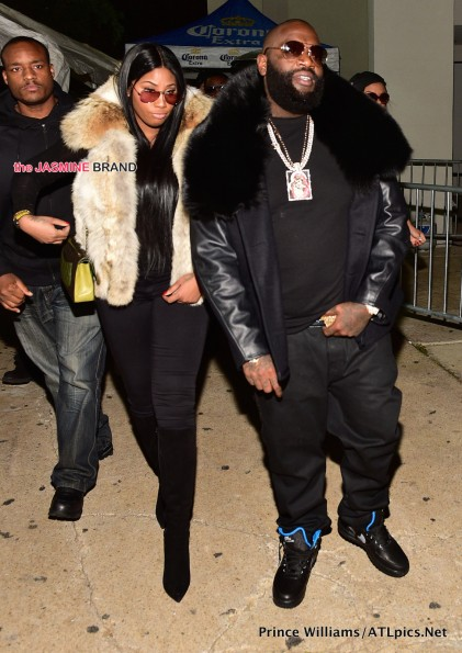 Rick Ross-Parties Compound-Rumored Girlfriend Ming Lee-the jasmine brand