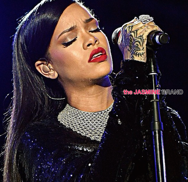 Rihanna & Eminem Perform for DC's 'Concert for Valor' [VIDEO]