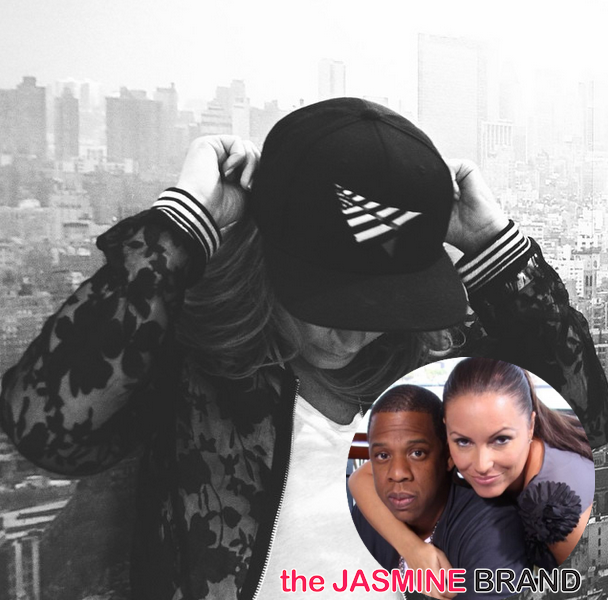 Roc Nation Signs Angie Martinez