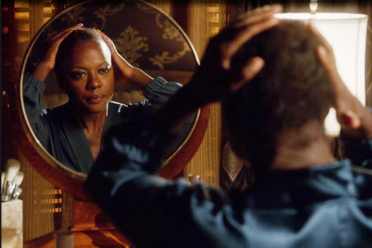 Viola Davis Talks Sex Scenes & Pulling Off Her Wig On 'How To Get Away With Murder'