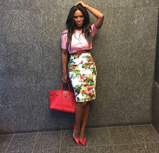 Kenya Moore Confirms New TV Show, 'Life Twirls On'