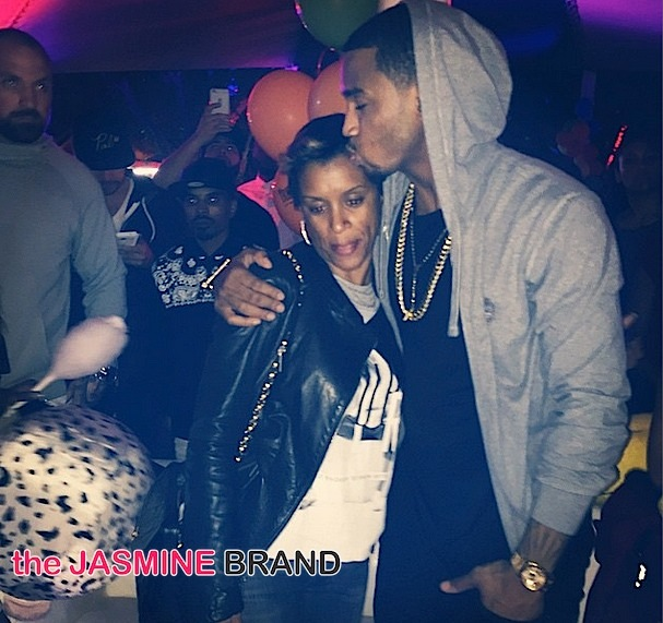 Trey Songz Celebrates Carnival Birthday Bash: Chris Brown ...
