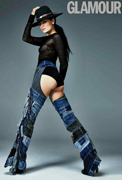 Jessie J Admits: 'I'm Not In Love Yet' + See Her Glamour Spread! [Photos]