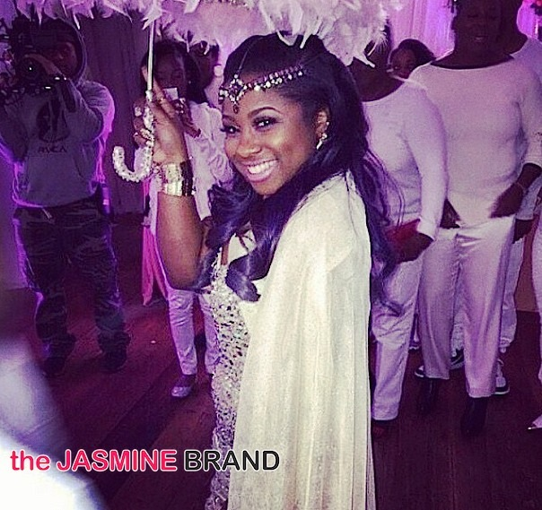 Lil Wayne's Daughter Reginae Carter Gets BMW & Ferrari For Sweet 16 + Nicki Minaj Performs! [Photos]
