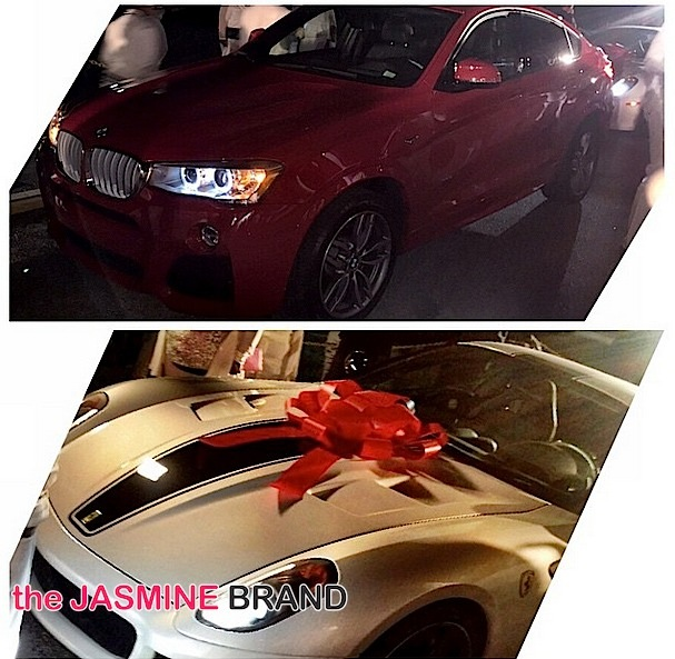Lil Wayne's Daughter Reginae Carter Gets BMW & Ferrari For ...