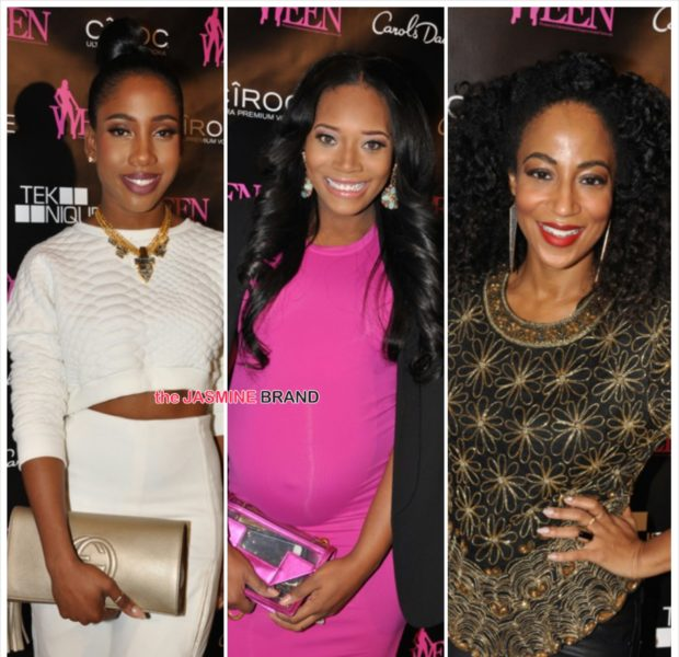 MC Lyte, Sevyn Streeter, Lisa Price, Yandy Smith Attend WEEN Awards [Photos]