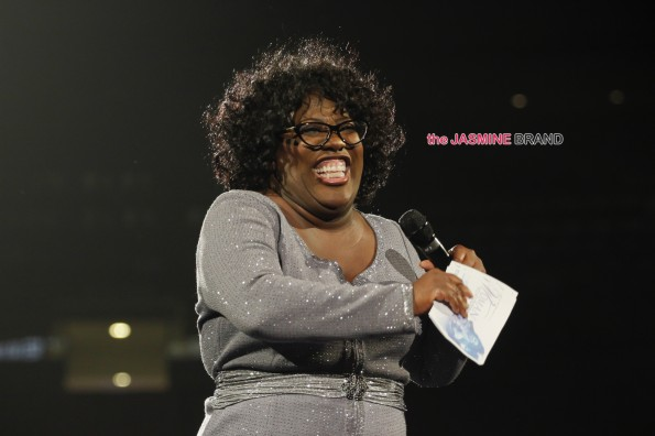 (INTERVIEW) Sheryl Underwood: If I ever hurt these ladies, I'm asking for forgiveness.