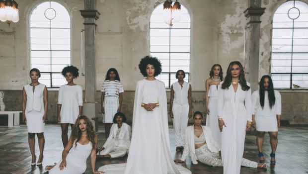 Solange Knowles Releases Official Wedding Photos!