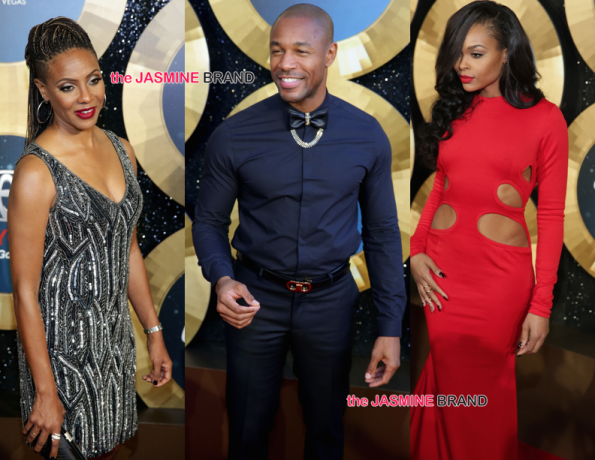 Soul Train Awards 2014-MC Lyte-Tank-Demetria McKinney-the jasmine brand
