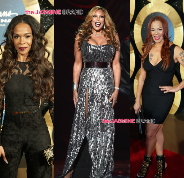 Soul Train Awards Red Carpet: Wendy Williams, Faith Evans, Trey Songz, Lil Kim, Chris Brown & More [Photos]