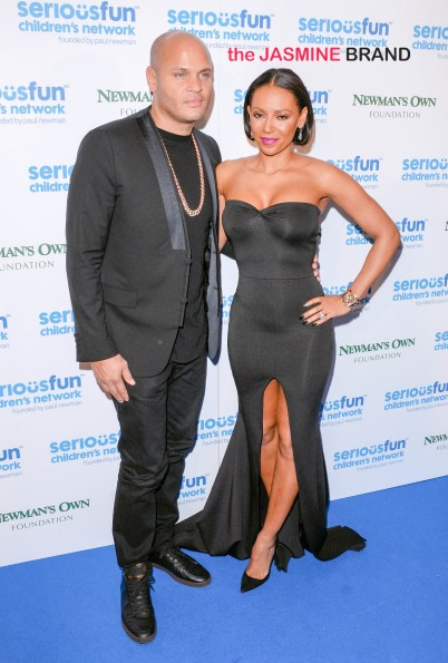 Mel B Claims Ex Beat Her, Forced Her To Have 3-Ways & Impregnated Nanny