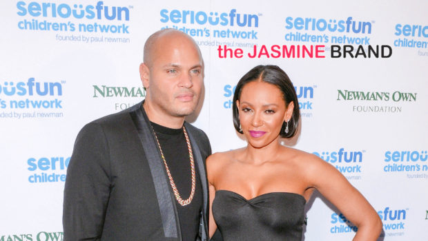 Mel B Keeps Surgically-Removed Skin W/ Stephen Belafonte's Tattooed Name In A Jar
