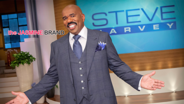 "Steve Harvey Was Blindsided by NBCUniversal's Decision To Replace His Show w/ Kelly Clarkson's New Show: ""That's my slot!"""