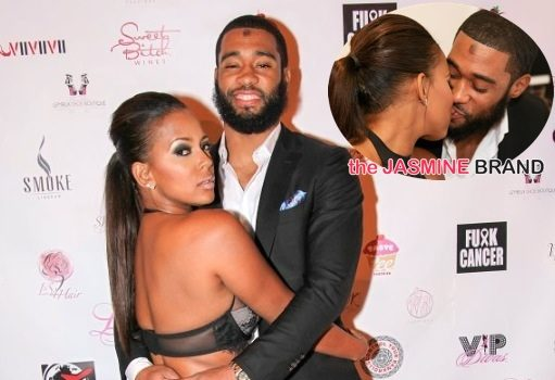 Cup Cakin': Basketball Wives LA's Sundy Carter Spotted With Mystery Man