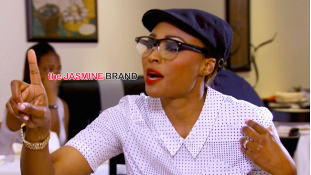 RHOA Castmates Cynthia Bailey & Porsha Williams Throw 'THOT' Insults At Each Other