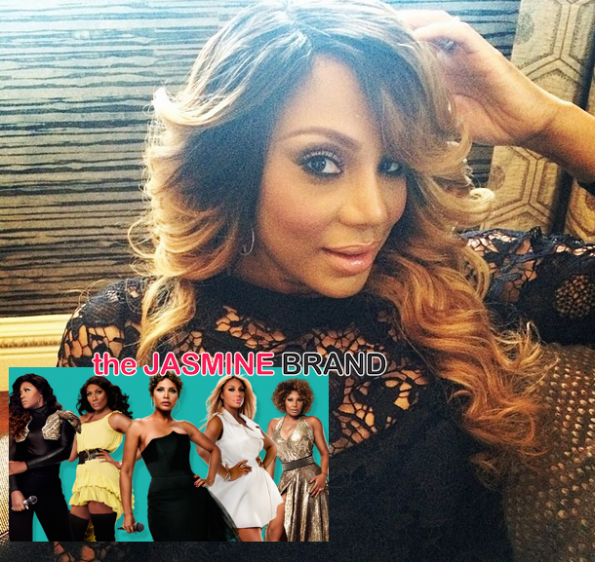 Tamar Braxton-Threatens to Leave-Braxton Family Values-the jasmine brand