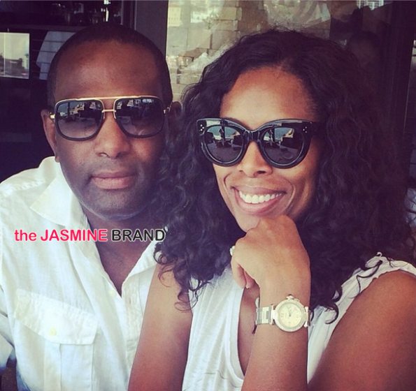 Tasha Smith-Husband Keith Douglas Allegedly Files Restraining Order-the jasmine brand