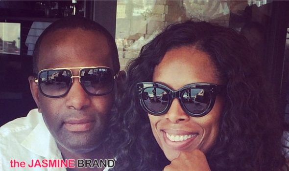 Messy Marital Tea: Tasha Smith's Ex Husband Allegedly Cheated & Stole Her Money