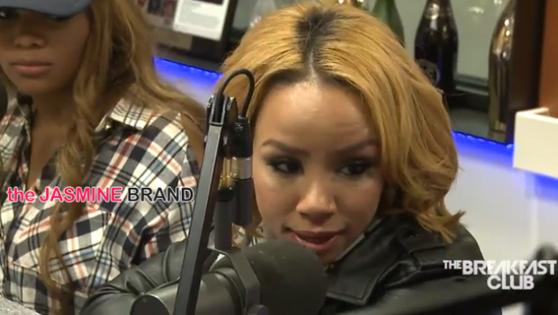 Teairra Mari & Morgan Hardman On Ray J's Alleged Physical Abuse & Love & Hip Hop Hollywood's Multiple Reunion Brawls [VIDEO]