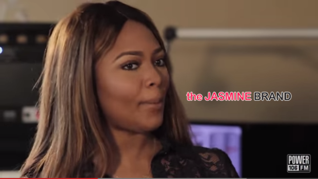 Teairra Marie: I'm Not In Love With Ray J Anymore [VIDEO]