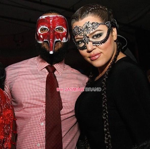 The Game Celebrates B-Day With Khloe Kardashian, Lisa Raye & Rumored Girlfriend India Westbrook