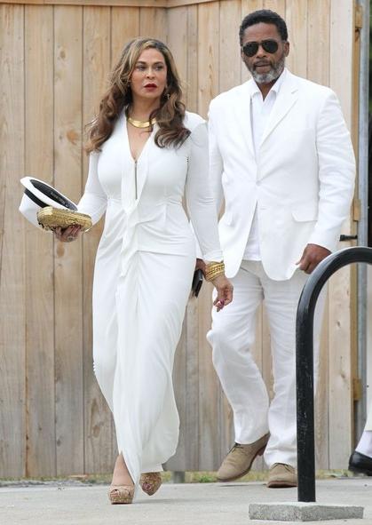 Tina Knowles-Boyfriend Richard Lawson-Solange Knowles wedding-the jasmine brand