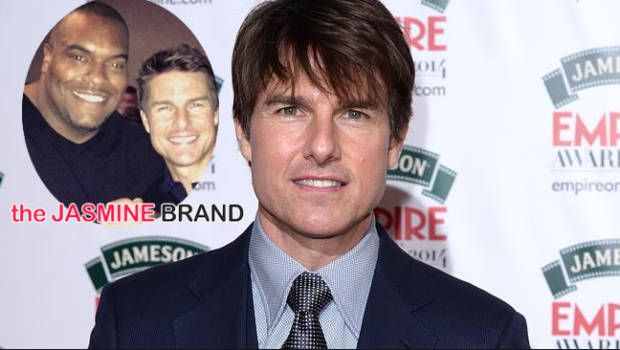 (EXCLUSIVE) Tom Cruise's Bodyguard, Sean Rinngold, Sues Tabloid Over Story Claiming He Was Charged With Rape