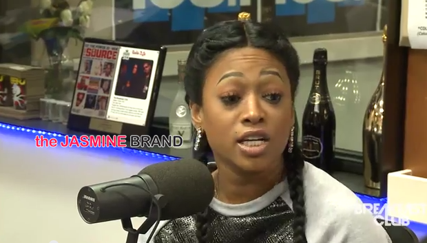 Rapper Trina Refers to French Montana As A 'Donkey', Calls Him Immature + I Still Have Keys To His House! [VIDEO]