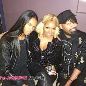 Ty Hunter-Celebs Attend-NeNe Leakes Cinderella Broadway Debut-the jasmine brand