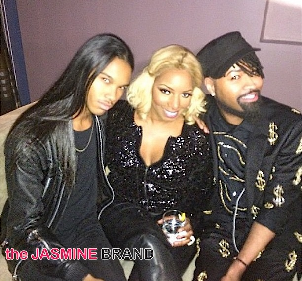 Celebs Attend NeNe Leakes' Cinderella Debut: Ty Hunter, Jill Zarin, Jennifer Williams Attend [Photos]