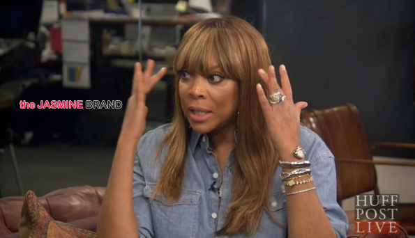 Wendy Williams Huff Post Live-the jasmine brand
