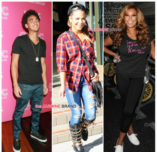 Celebrity Stalking: Wendy Williams, Christina Milian, Lil Kim, Remy Ma, Will & Jada Pinkett-Smith